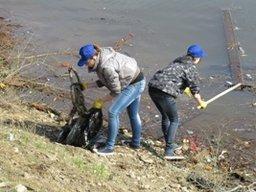 Добровольческая экологическая акция в рамках проекта «Чистые берега Амура» пройдет в Хабаровске в Международный день очистки водоемов, 6 июня