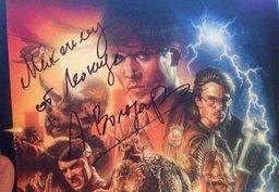 Если вы вдруг пропустили, фильм Kung Fury вышел в аутентичном переводе от Володарского...