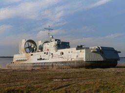 Хабаровский судостроительный завод готов приступить к строительству кораблей на воздушной подушке