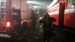 Хабаровские огнеборцы ликвидировали загорание автомобиля на улице Серышева