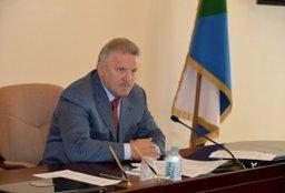 Вячеслав Шпорт: В Хабаровском крае удалось не допустить спада производства