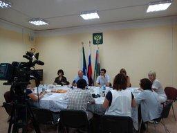 В УФАС состоялась встреча с журналистами, посвященная 25-летию антимонопольных органов России
