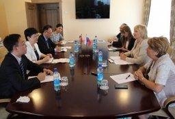 Хабаровский край и провинция Хэйлунцзян усилят международный обмен школьниками и студентами