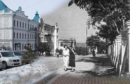 Как менялись названия улиц в Хабаровске