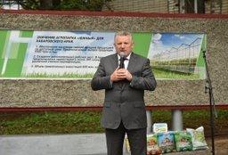 Крупный тепличный комплекс появится в селе Некрасовка Хабаровского района