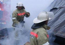 Пожарные Хабаровска ликвидировали загорание в дачном доме