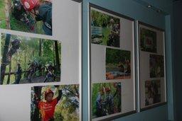 Фотовыставка «МЧС за детскую безопасность» ждет своих посетителей