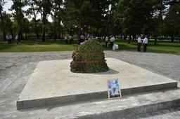 Из Москвы в Хабаровск отправили элементы будущего воинского мемориала
