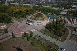 Экономический кризис тормозит реконструкцию парка Гагарина в Хабаровске