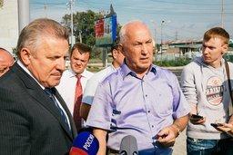 Первые лица Хабаровского края проинспектировали улицу П.Л. Морозова