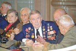 В Городском дворце культуры прошел торжественный прием в честь ветеранов – участников Второй мировой войны