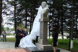 В Хабаровском крае увековечили память героя Великой Отечественной войны Григория Агеева