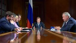 Дмитрий Медведев обсудил развитие Дальнего Востока с вице-премьерами