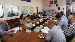 В Приморском крае прошло заседание Комиссии по чрезвычайным ситуациям
