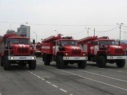 Пожарные и спасатели будут обеспечивать безопасность Восточного экономического форума