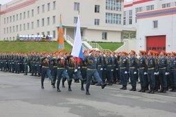 В Дальневосточной пожарно-спасательной академии МЧС России начался новый учебный год