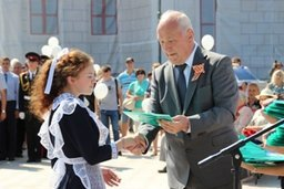 Мэр Хабаровска Александр Соколов дал старт ежегодному смотру патриотической работы «Во славу отцов и Отечества»