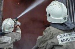 Пожар в одном из гаражей Хабаровска ликвидирован пожарно-спасательными расчетами