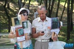 """В Хабаровске вновь прошла акция """"Бессмертный полк"""""""
