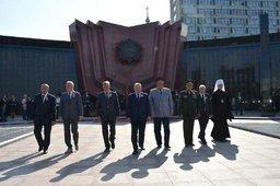 Депутаты приняли участие в мероприятиях, посвященных окончанию Второй мировой войны