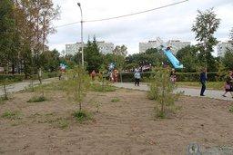 В Хабаровске торжественно открыли сквер «Восточный»