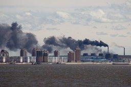 Загрязненность воздуха Хабаровска превышает нормы