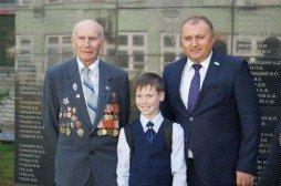 В неразрывной связи поколений – сила России