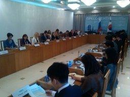 Максим Шерейкин провел заседание Российско-Корейского комитета по Дальнему Востоку и Сибири