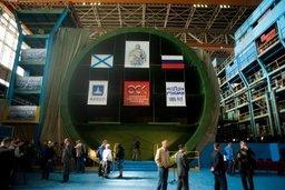 """Атомная подводная лодка пятого поколения """"Хабаровск"""""""