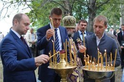 В Амурской области перезахоронили останки казаков - защитников Албазинского острога