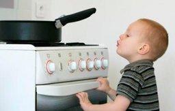 Кухонная безопасность для детей и взрослых