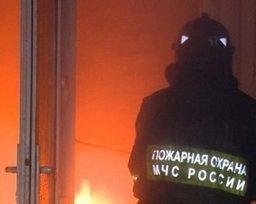 Комсомольские огнеборцы ликвидировали загорание в квартире многоквартирного жилого дома