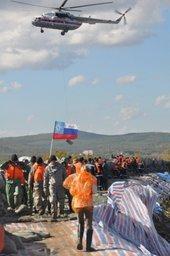 Сотрудники МЧС России примут участие в акции «Живая стена»