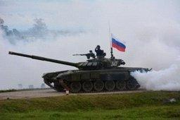 Владимир Лариков поздравил танкистов с профессиональным праздником