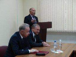 В Хабаровском УФАС России состоялось торжественное собрание, посвященное 25-летию антимонопольных органов России