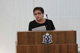 Депутатам представил итоги своей работы Арбитражный суд Хабаровского края