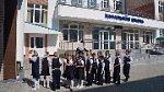 Учащихся Краевого центра образования эвакуировали из-за «пожара»