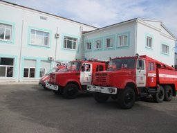 В Хабаровском крае определили лучшую пожарно-спасательную часть федеральной противопожарной службы