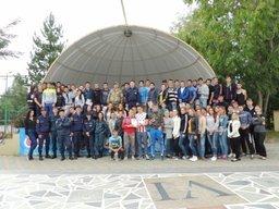В Хабаровском крае прошли первые студенческие соревнования по основам безопасности жизнедеятельности