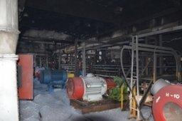 Пожарно-спасательные формирования ликвидировали загорание на Комсомольском нефтеперерабатывающем заводе