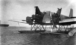Гидросамолёт Юг-1 (JuG-1 К-30С), базировавшийся в Хабаровске