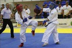 Представители трех видов единоборств от Хабаровского края стали призерами Всероссийских Игр боевых искусств