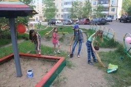 Более 11 тысяч жителей Хабаровска уже приняли участие в месячнике по санитарной очистке города