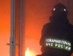 Менее получаса прошло с момента вызова пожарных подразделений до ликвидации пожара в одной из квартир Хабаровска