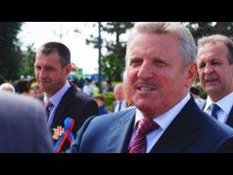 Независимый репортаж о торжествах, прошедших 29 августа, в городе Хабаровске, посвящённые 70-летию окончания Второй Мировой Войны