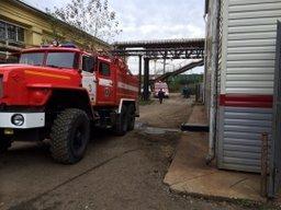 Пожарные ликвидировали загорание в котельной на Проспекте 60 лет октября в Хабаровске