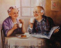 Праздник «Международный день пожилых людей» отмечается ежегодно 1 октября во всем мире
