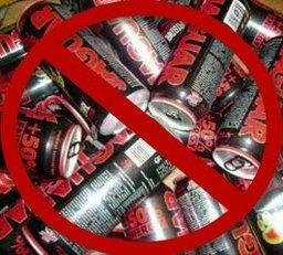В Хабаровском крае запретили продажу алкоэнергетиков