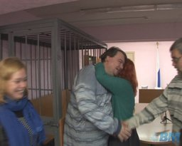 Хабаровский суд амнистировал гей-активиста Марченко