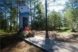 Установка и открытие памятника 365-му батальону морской пехоты